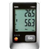 Data logger de temperatura e umidade 176 H1