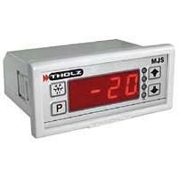 Controlador de temperatura com 2 sensores NTC