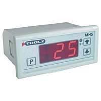 Controlador de temperatura com faixa nominal