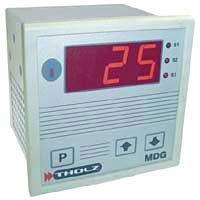 Controlador de temperatura protegido por senha