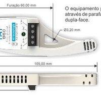 Data logger temperatura umidade preço