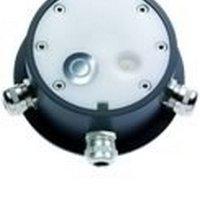 Medidor de lâmina de agua e temperatura