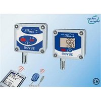 Registradores eletrônicos de umidade e temperatura