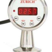 Termômetro termostato e transmissor de temperatura