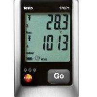 Data logger de temperatura e umidade 176 P1