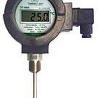 Transmissor de temperatura com indicação local