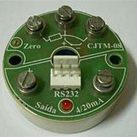 Transmissor de temperatura para termopar